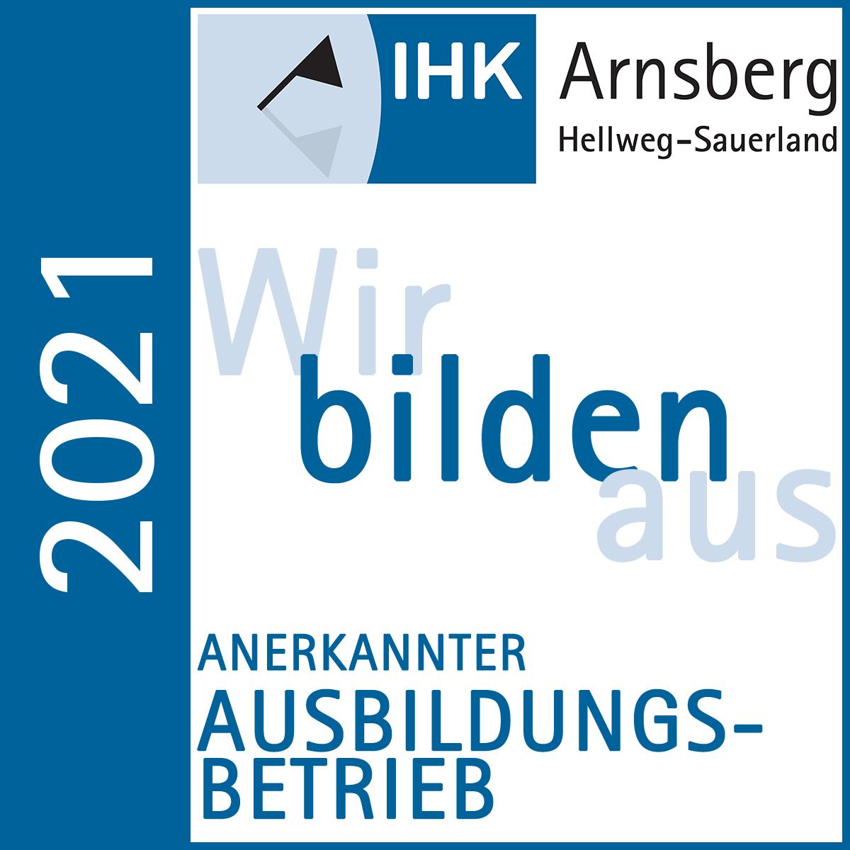 Scheffer & Hille Ausbildung Sundern IHK Ausbildungsbetrieb